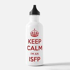 Keep Calm Im An ISFP Water Bottle
