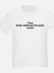 Native American religions stu T-Shirt
