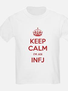 Keep Calm Im An INFJ T-Shirt