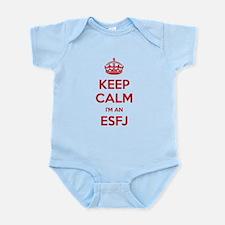 Keep Calm Im An ESFJ Body Suit