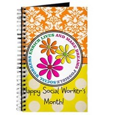 Happy Social worker month 3 Journal