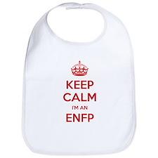 Keep Calm Im An ENFP Bib