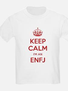 Keep Calm Im An ENFJ T-Shirt