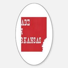 Made In Arkansas Decal