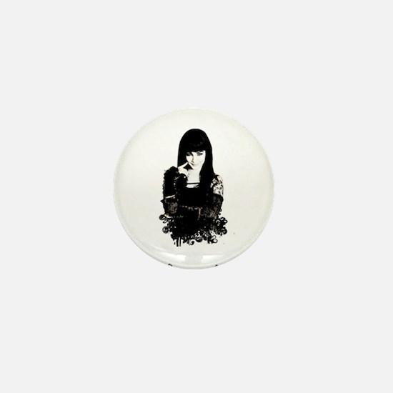 Lost Girl The Kenzi Factor Mini Button