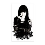 Lost Girl The Kenzi Factor Sticker (Rectangle)