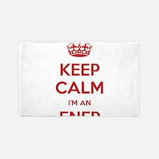 Keep Calm I'm An ENFP 3'x 5' Area Rug
