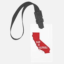 Made in California Luggage Tag