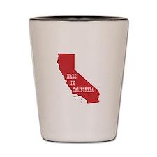 Made in California Shot Glass
