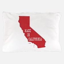 Made in California Pillow Case