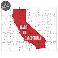 Made in California Puzzle