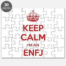 Keep Calm I'm An ENFJ Puzzle