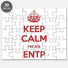 Keep Calm I'm An ENTP Puzzle