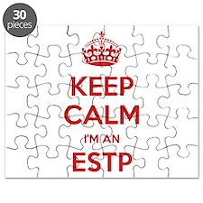 Keep Calm I'm An ESTP Puzzle