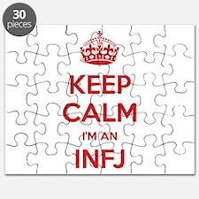 Keep Calm I'm An INFJ Puzzle