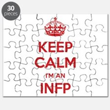 Keep Calm I'm An INFP Puzzle