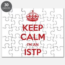 Keep Calm I'm An ISTP Puzzle
