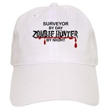 Zombie Hunter - Surveyor Baseball Cap
