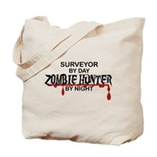 Zombie Hunter - Surveyor Tote Bag