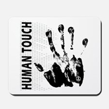 Human touch Mousepad
