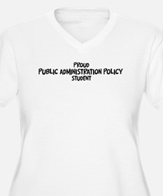 public administration policy  T-Shirt