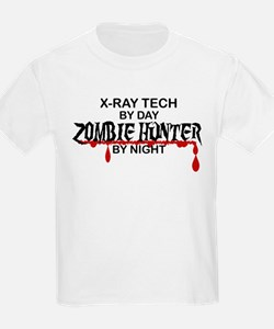 Zombie Hunter - X-Ray Tech T-Shirt
