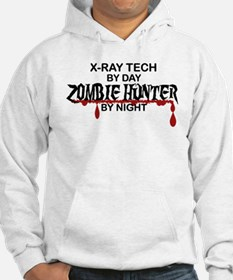 Zombie Hunter - X-Ray Tech Hoodie