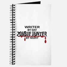 Zombie Hunter - Writer Journal