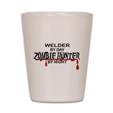 Zombie Hunter - Welder Shot Glass
