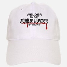 Zombie Hunter - Welder Baseball Baseball Cap