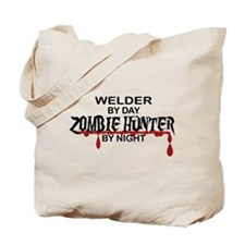 Zombie Hunter - Welder Tote Bag