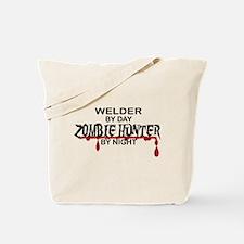 Zombie Hunter - Welder Tote Bag