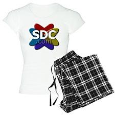 SDC logo Pajamas