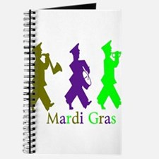 Mardi Gras Band Journal