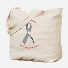 Pain is Inevitable; Suffering is Optional Tote Bag