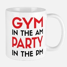 Gym In The AM Mugs