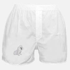 Poodle (W3) Boxer Shorts