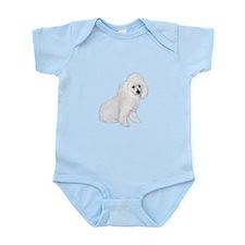 Poodle (W3) Infant Bodysuit