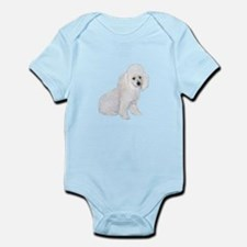 Poodle (W3) Infant Bodysuit