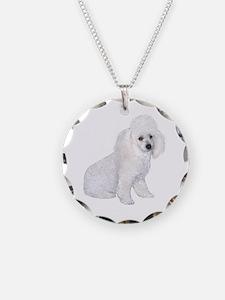 Poodle (W3) Necklace