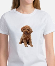 Poodle-(Apricot2) Tee
