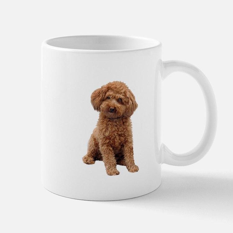 Poodle-(Apricot2) Small Small Mug