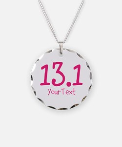 Customize PINK 13.1 Necklace