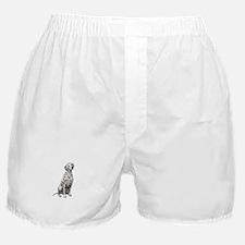 Dalmatian #1 Boxer Shorts