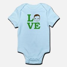 """Love Baby"" Infant Bodysuit"