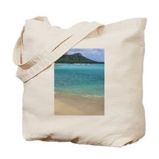 Diamond Head Tote Bag