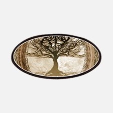 Tree of Life in Brown Patches