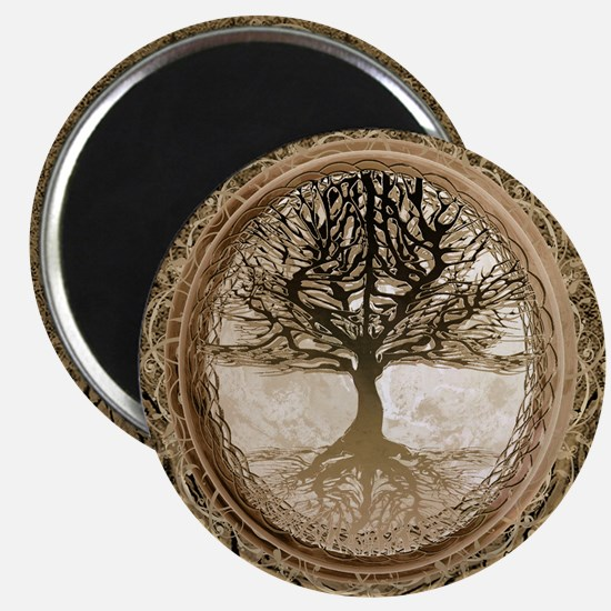 Tree of Life in Brown Magnets