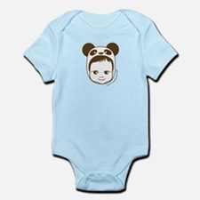 Panda Baby Infant Bodysuit