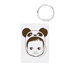 Panda Baby Keychains Keychains